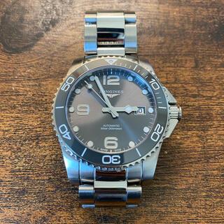 ロンジン(LONGINES)のロンジンハイドロコンクエストlongines(腕時計(アナログ))