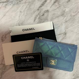 CHANEL - 代理です 新品 CHANELの小銭入れカードケース