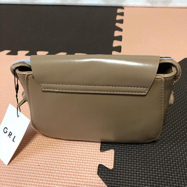 GRL(グレイル)のGRL ミニショルダーバッグ レディースのバッグ(ショルダーバッグ)の商品写真