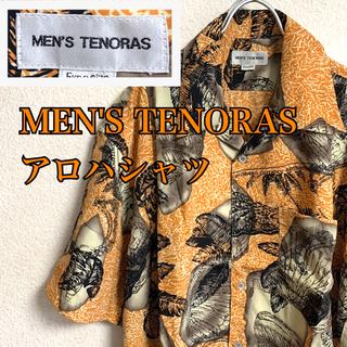 メンズティノラス(MEN'S TENORAS)のMEN'S TENORAS アロハシャツ 総柄シャツ(シャツ)