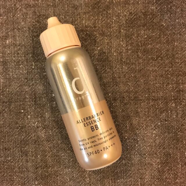 d program(ディープログラム)のアレルバリア エッセンスBB コスメ/美容のベースメイク/化粧品(BBクリーム)の商品写真