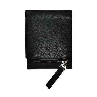 Maison Martin Margiela - Maison Margiela Wallet 2つ折り財布 レザー BLK