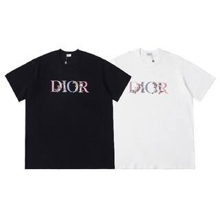 Dior - 1601「2枚8000円送料込み」ディオール 半袖Tシャツ 男女兼用