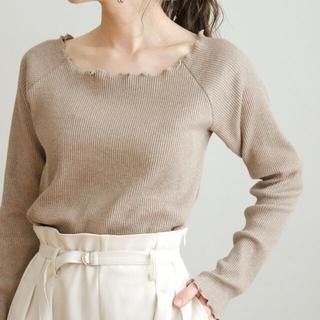 クリスプ(Crisp)のcrisp ラングメロウtシャツ(Tシャツ/カットソー(七分/長袖))