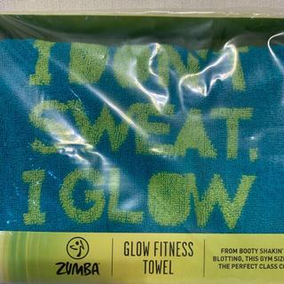 ズンバ(Zumba)のZUMBA®︎ grow fitness towel(その他)