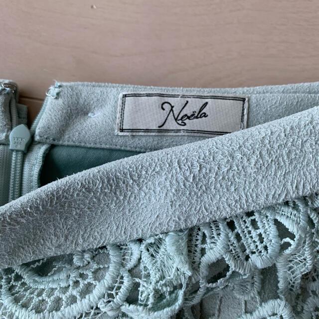 Noela(ノエラ)のNoela レーススカート レディースのスカート(ひざ丈スカート)の商品写真