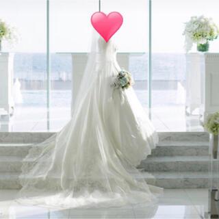 タカミ(TAKAMI)のタカミ ロングベール3m(ウェディングドレス)