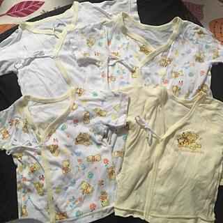 Disney - プーさん☆新生児肌着