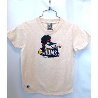 CHUMS - CHUMS チャムス Tシャツ Crazy Music Fes  【新品】