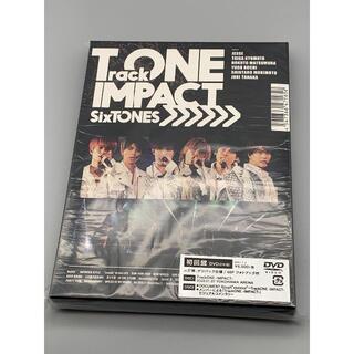 SixTONES/TrackONE-IMPACT-〈初回盤・2枚組〉DVD