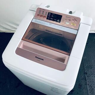 ★送料・設置無料★ 中古 大型洗濯機 パナソニック (No.0794)