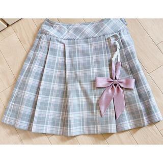 小野 スカート リボン セット
