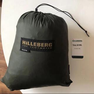 ヒルバーグ(HILLEBERG)のHILLEBERG Tarp 20 MIL ヒルバーグタープ 20mil(テント/タープ)
