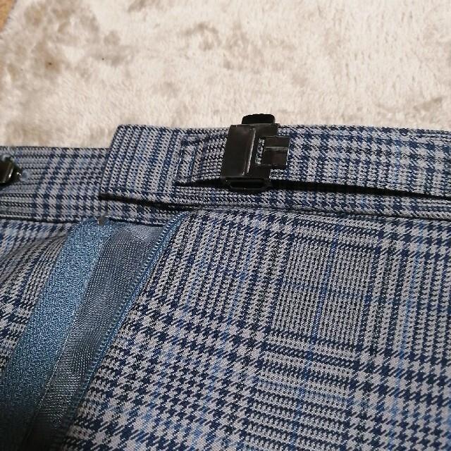 制服 チェックスカート レディースのスカート(ひざ丈スカート)の商品写真