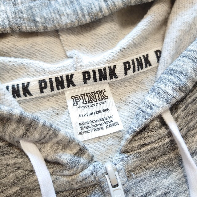 Victoria's Secret(ヴィクトリアズシークレット)のVictoria's secret PINK トレーナースウェット レディースのトップス(トレーナー/スウェット)の商品写真