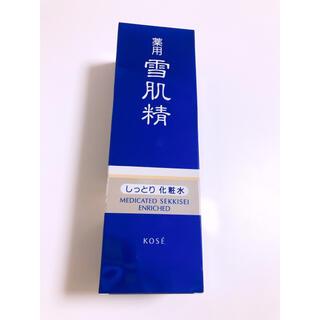 セッキセイ(雪肌精)の薬用 雪肌精 エンリッチ(360ml)(化粧水/ローション)