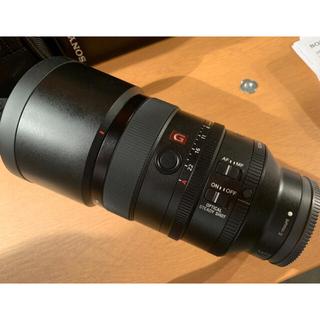 SONY - 美品 FE 100mm F2.8 STF GM OSS SEL100F28GM