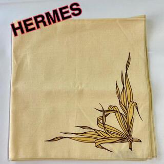 エルメス(Hermes)のHERMES エルメス テーブル ランチョンマット アイボリー(テーブル用品)