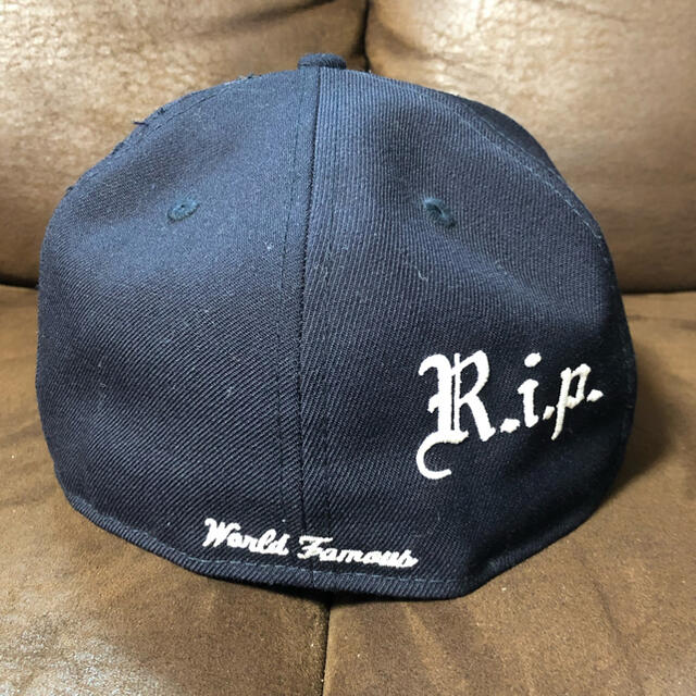 Supreme(シュプリーム)のsupreme RIP cap メンズの帽子(キャップ)の商品写真