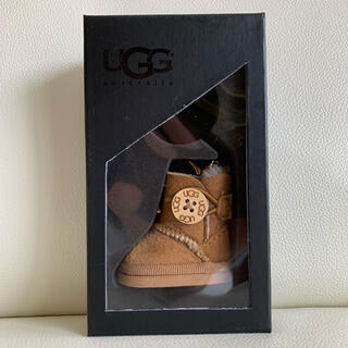 UGG - 新品 UGG アグ キーホルダー チャーム