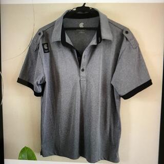 クリーブランドゴルフ(Cleveland Golf)のCleveland クリーブランド ゴルフ メンズ ポロシャツ L グレー(ウエア)