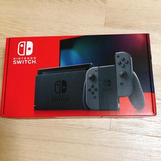 Nintendo Switch - Nintendo Switch 任天堂 本体 グレー ニンテンドースイッチ