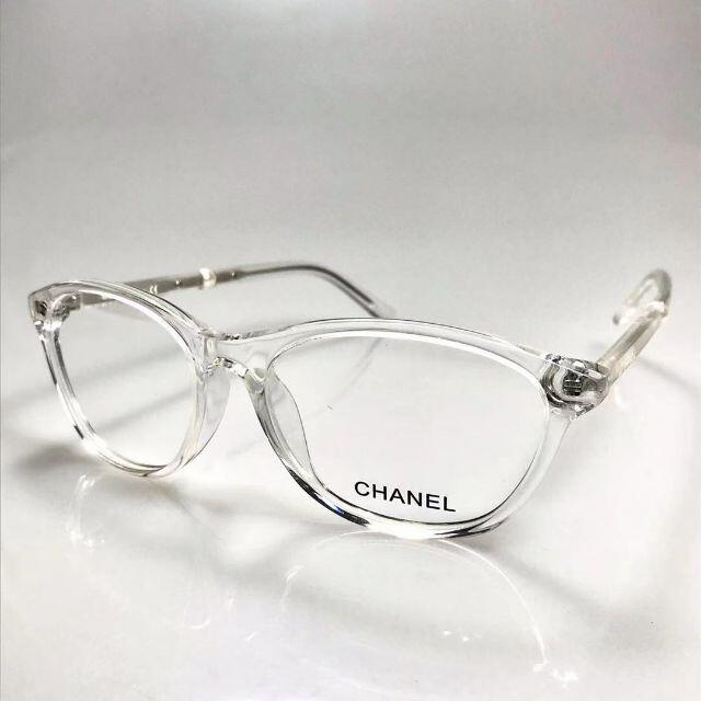 CHANEL(シャネル)の送料込 シャネル メガネフレーム CR CHANEL CH3377 レディースのファッション小物(サングラス/メガネ)の商品写真