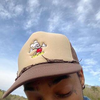 値下げ希少loso ny mickey trucker hat(キャップ)