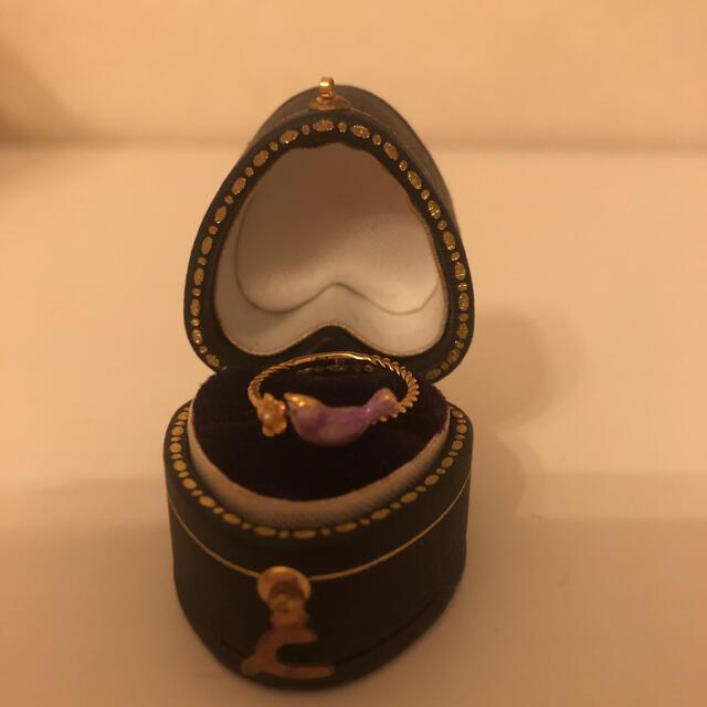 agete(アガット)のジェイパール J pearl 指輪 リング アガット 取り扱いブランド レディースのアクセサリー(リング(指輪))の商品写真