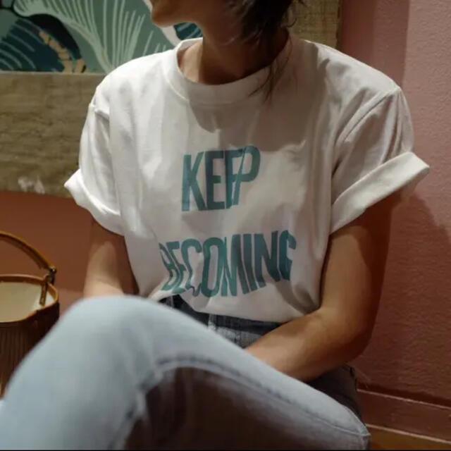Ron Herman(ロンハーマン)のsnow様 専用      gypshonia ロゴTシャツ 3枚セット レディースのトップス(Tシャツ(半袖/袖なし))の商品写真