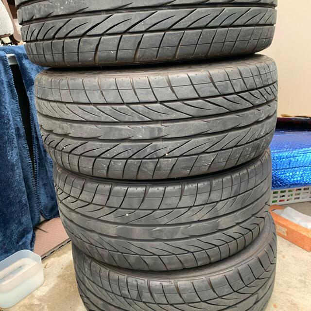 Goodyear(グッドイヤー)のGoodYear REVSPEC rs02 215/45r17 自動車/バイクの自動車(タイヤ)の商品写真
