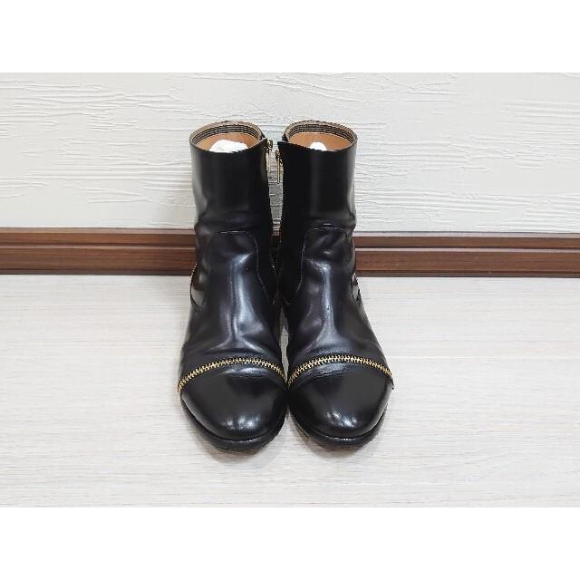 Church's(チャーチ)のヌン様専用❗イタリア製❗Fratelli Rossetti ショートブーツ レディースの靴/シューズ(ブーツ)の商品写真