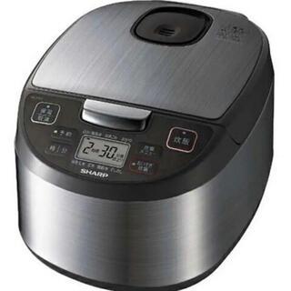 SHARP - 炊飯器 KS-S10J-S  5.5合