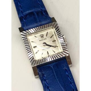 ロレックス(ROLEX)のロレックス レディース腕時計 【手巻き】(腕時計)