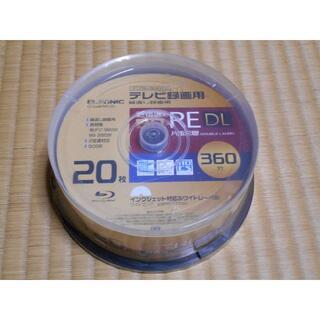 未使用 BD-RE DL 50GB 20枚