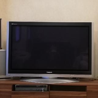 Panasonic - パナソニック 50型テレビ 完動品
