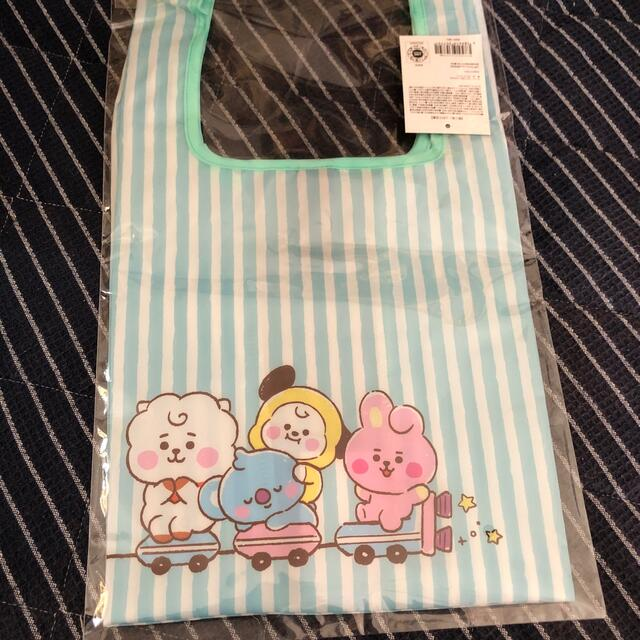 BT21 エコバッグ  レディースのバッグ(エコバッグ)の商品写真