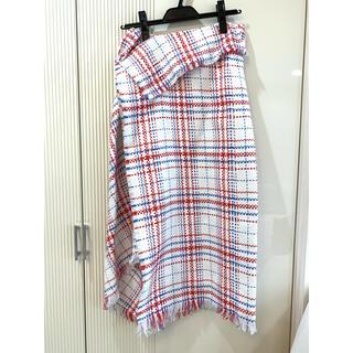 UNITED ARROWS - 定価24840円【新品】AMERICAN RAGCIE チェックツイードスカート