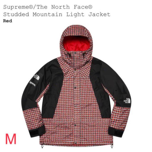 Supreme(シュプリーム)のThe North FaceStuddedMountainLightJacket メンズのジャケット/アウター(マウンテンパーカー)の商品写真