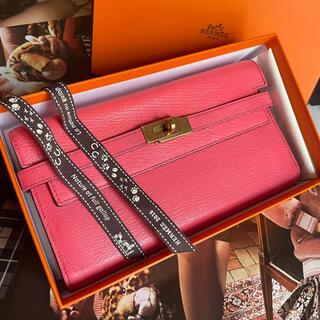 Hermes - ♡正規品♡✨美品✨HERME ケリー 長財布 2016年