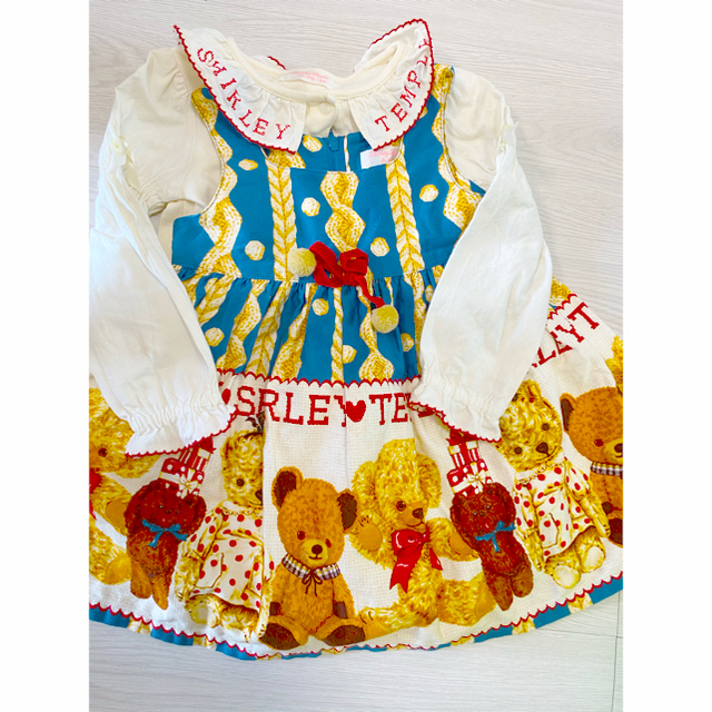 Shirley Temple(シャーリーテンプル)のシャーリーテンプル2点セット キッズ/ベビー/マタニティのキッズ服女の子用(90cm~)(ワンピース)の商品写真