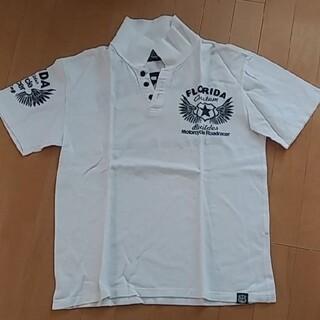 【インフィニティ】ポロシャツ  XL  白