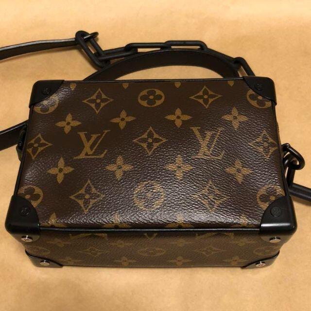 LOUIS VUITTON(ルイヴィトン)のルイヴィトン  ミニソフトトランク メンズのバッグ(ショルダーバッグ)の商品写真