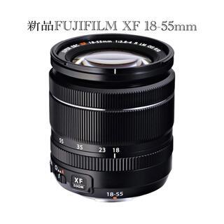 富士フイルム - 新品FUJIFILMフジフイルムXF18-55mm F2.8-4 メーカー保証付