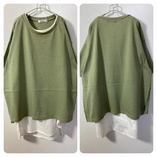 INGNI - 新品Tシャツ&タンクトップセット☆レイヤードTシャツ