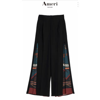 Ameri VINTAGE - 新品タグ付き AMERI チータースカーフパンツ