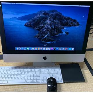 Mac (Apple) - Imac 21.5インチ 2013 Win10 office付き