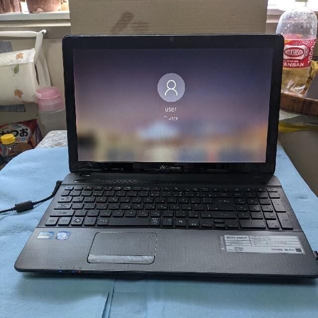 Windows10ノートパソコン 新品SSD/120GB 4GB Core i- スマホ/家電/カメラのPC/タブレット(ノートPC)の商品写真