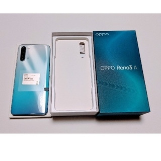 OPPO - oppo reno 3A 128GB Black