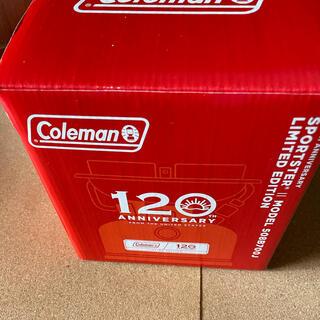 Coleman - 120th アニバーサリー スポーツスターⅡ クラシックコールマンレッド